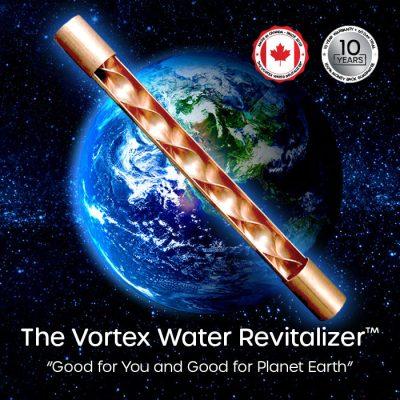 the vortex water revitalizer